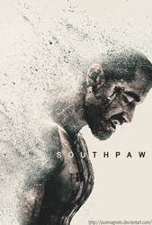 Southpaw Fanmade Poster by punmagneto