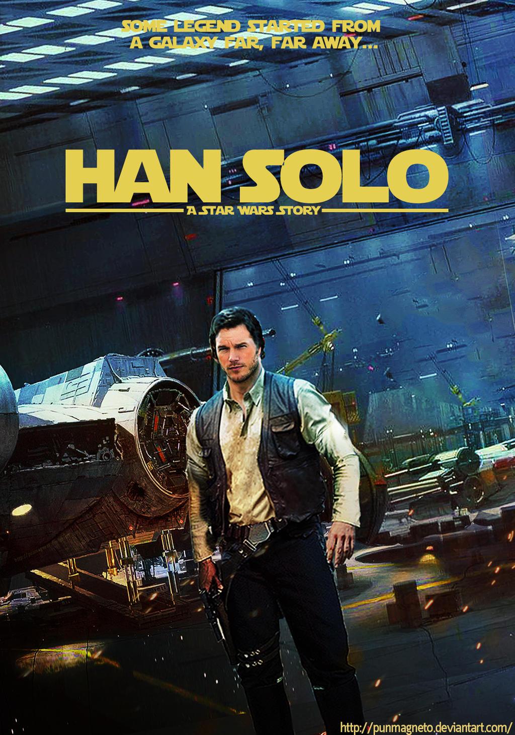 Hasil gambar untuk Han Solo (2018) poster