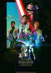 Star wars:The Force Awakens Fanmade Poster