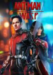 Ant man and the Wasp fanmade poster