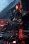 Star Wars:Episode 8 Fanmade -  Rey Dark side