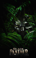 Black Panther - Fanmade Poster by punmagneto