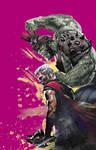 Thor Ragnarok - Fanmade Poster