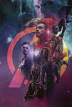 Avengers:Infinity War Fanmade Poster