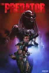 The Predator Fanmade Poster