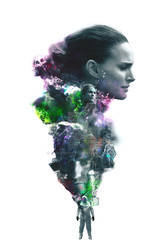 Annihilation Fanmade Poster