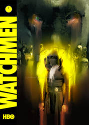 HBO Watchmen Fanmade Poster