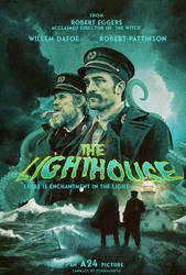 The Lighthouse Fanmade poster