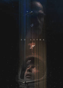 Ad Astra Fanmade Poster