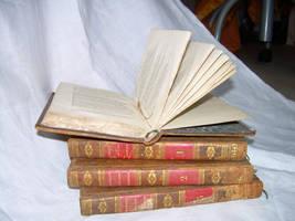 book 26 by ArabellaDream-stock