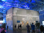 Command + Conquer Booth by NODSOLDIERGIRL