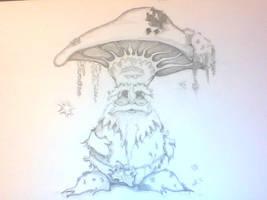 Mushroom Character (unnamed III)