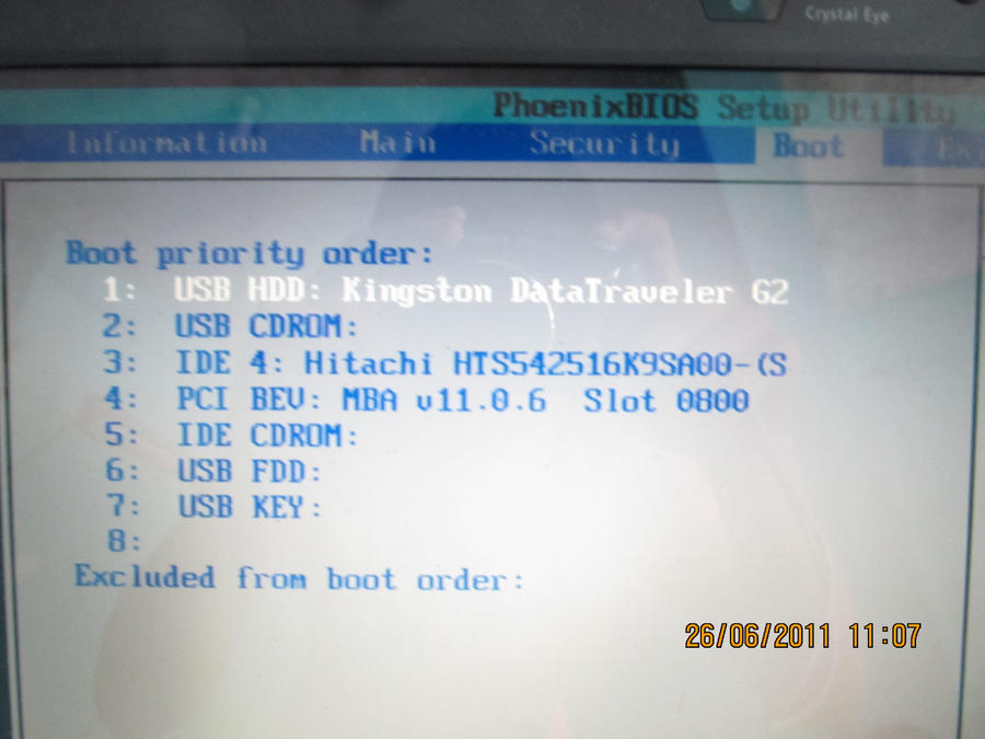 how to fix acer bios