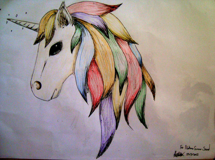 Prize - Rainbow Unicorn - Natsune-Summer-Sound by XcubX on ...