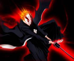 Vaizard Ichigo Chapter 396 by benderZz
