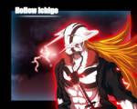 Hollow Ichigo coloured