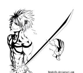 Shirosaki kun by benderZz