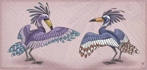 OviPets Avi Species by thazumi