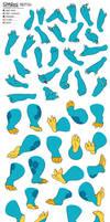Sparks Practice - Hands/Feet