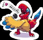 Singing Archen