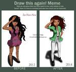 Meme: Draw This Again!!!