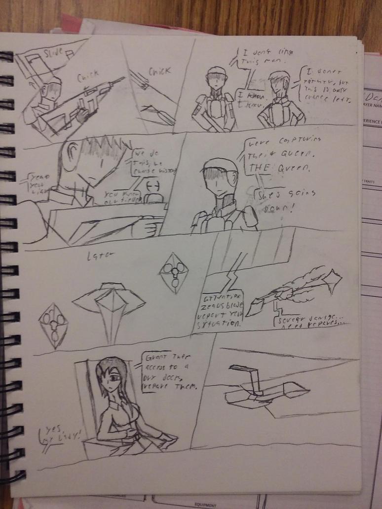 Epsilon book 3: page 21 by lilconman22