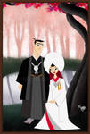 [Samurai Jack] A photograph after the wedding?