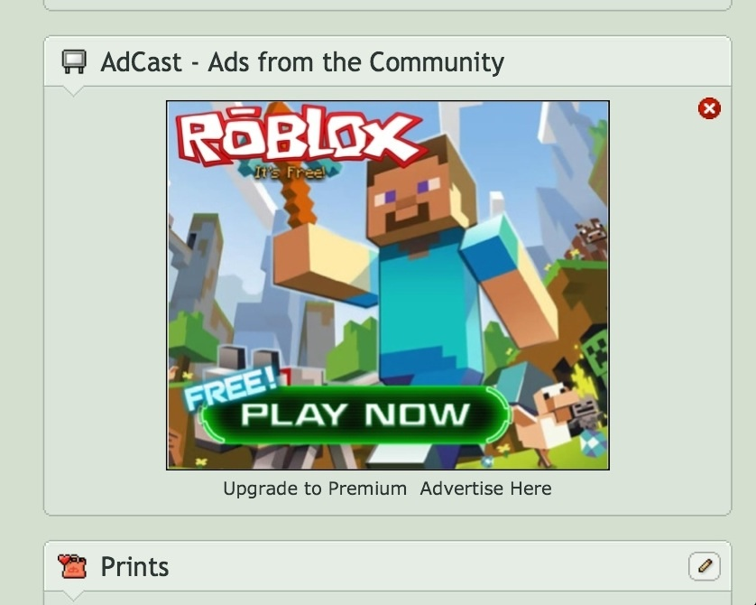 how to make a roblox ad