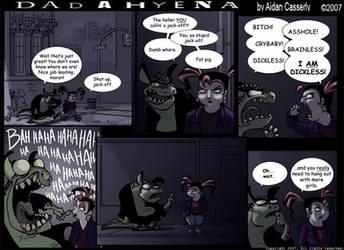 Dada Hyena - 'Dickless' by DadaHyena