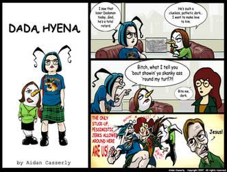 Dada Hyena - 'Gross World' by DadaHyena