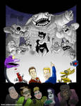 MYSTERY SCIENCE THEATER 3000 Print