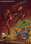 Deadpool vs Marvel Zombies