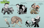 Five Favorite Frankenstein Films