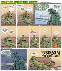 Varan the Unreliable