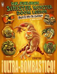 Sinister Monster Doom Legion - Ultra Bombastico