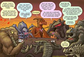 Godzilla - Remember the Titans