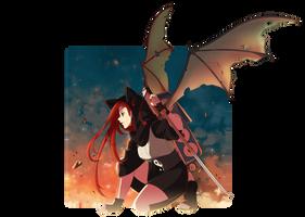 Kasai: burning wings