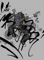 Urban Ninja Revival by Gee-Man