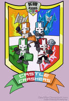 Castle Crashers by Gee-Man