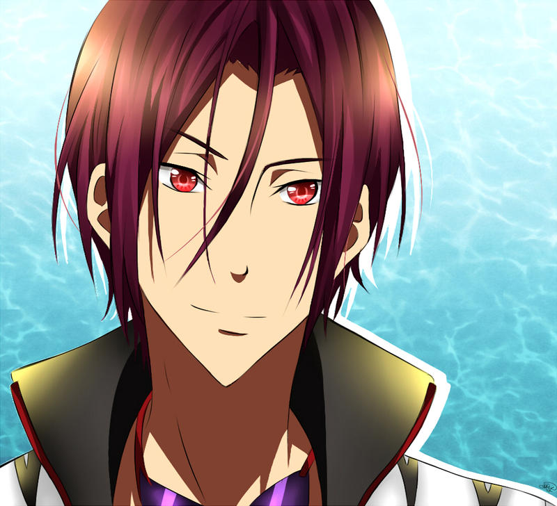 Free Iwatobi Swim Club Rin Matsuoka By M K 1 On Deviantart Pls email us if you need the costume, wig, shoes, weapon or other accessories of this character. free iwatobi swim club rin matsuoka