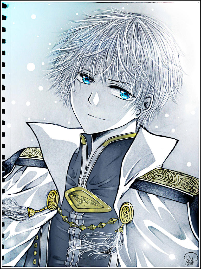 Akagami no Shirayukihime - Prince Zen Wistaria by M-K-1