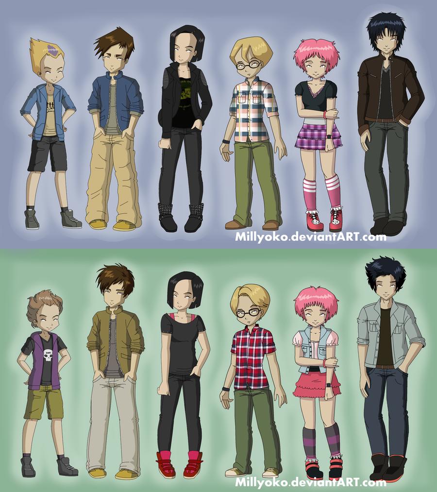 If Code Lyoko Evolution Was A Cartoon By Millyoko On