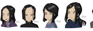 Yumi aging