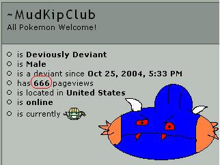 666 by MudKipClub