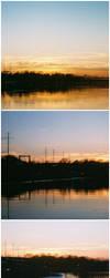 Sunset Schuylkill by HeadUp1025