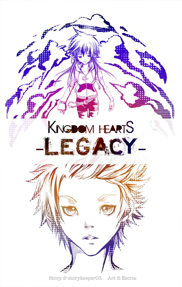 Kingdom Hearts: Legacy by Escria