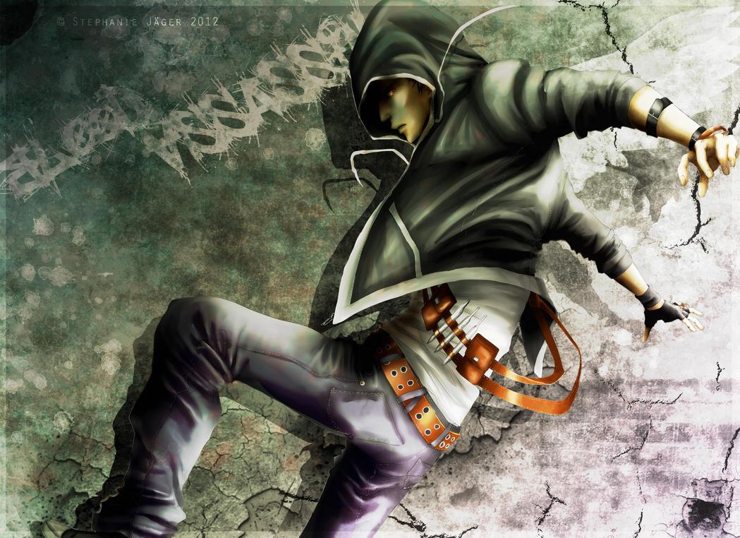 Assassin by Escria