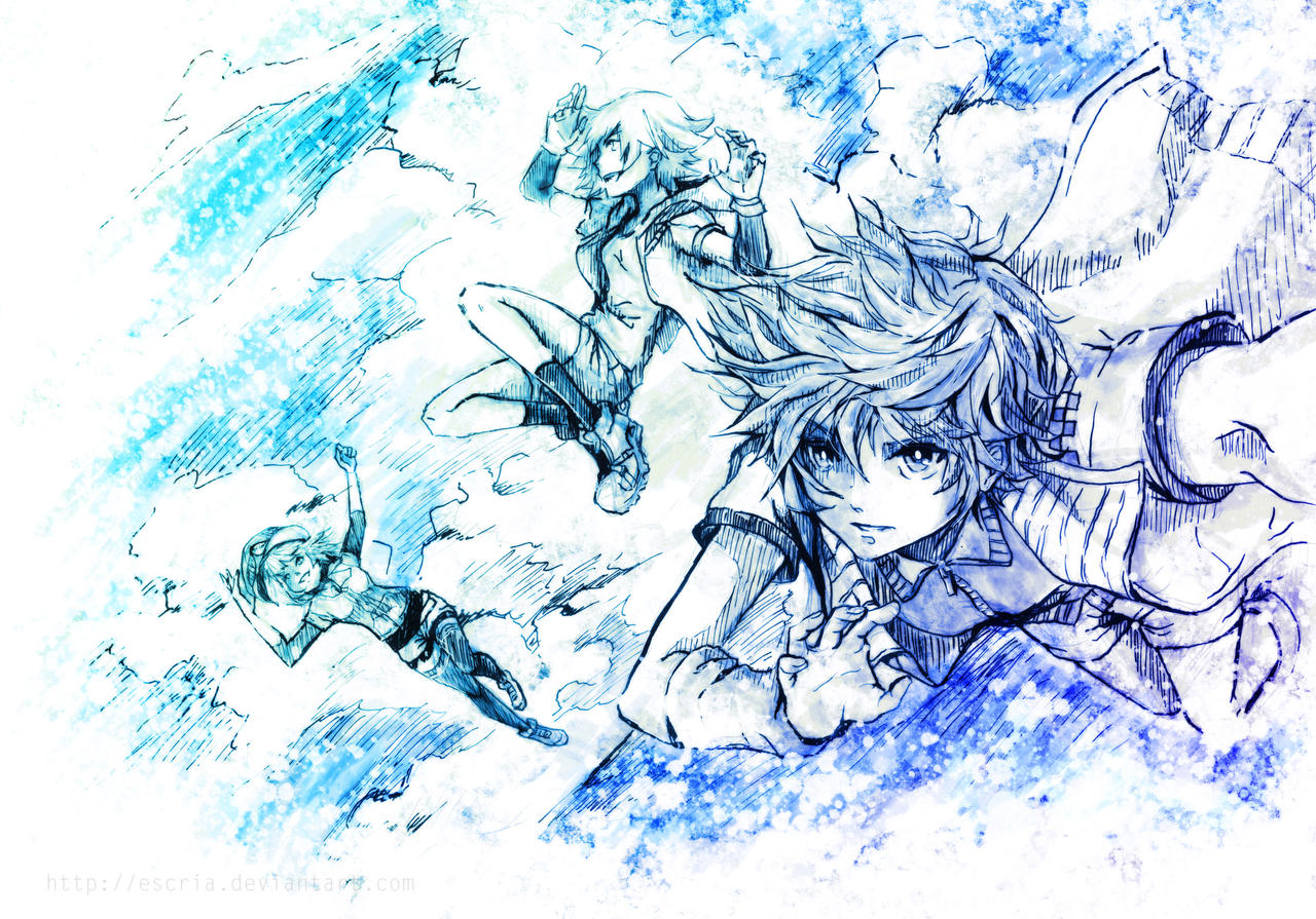 Go Back  gt  Images For  gt  Anime Girl Falling From The SkyGirl Falling From Sky Drawing