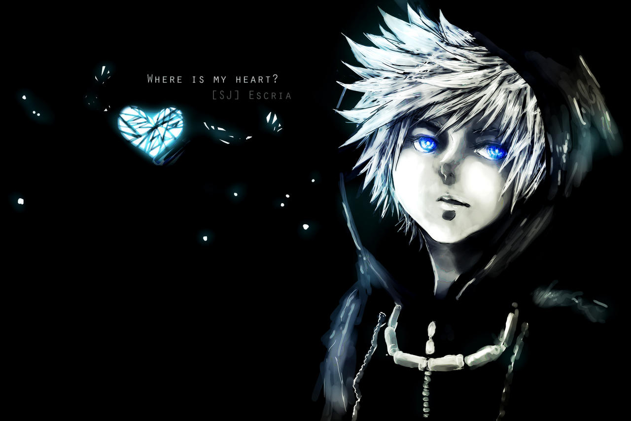 Where is my heart? - Roxas by Escria