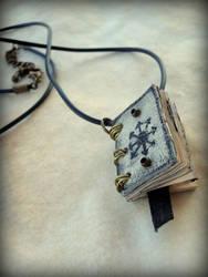 Sigil Magic Spell Book by DrywKapnobatis